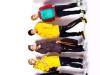 """Fotos do Teen TOP para a marca """"Skechers"""""""